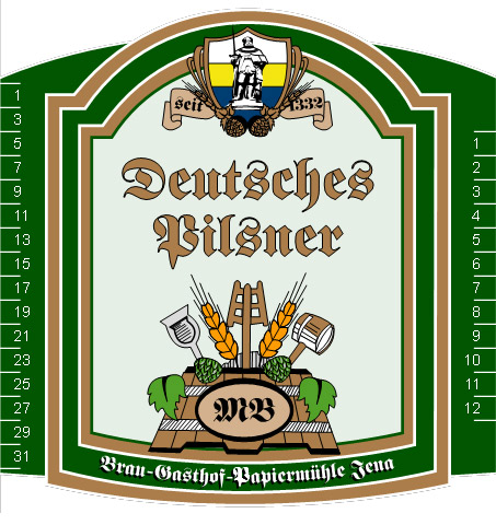 Jenaer Deutsches Pilsener